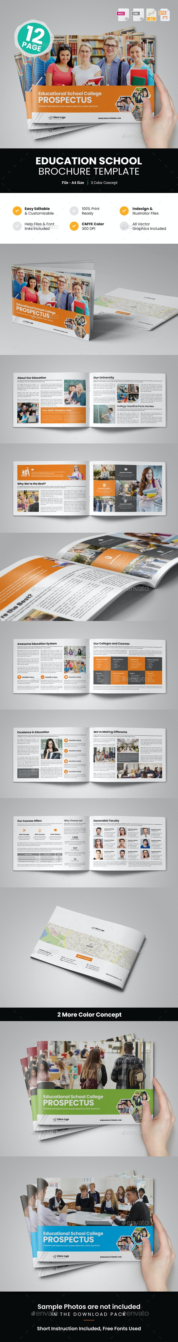 Education Prospectus Brochure v3 - Corporate Brochures
