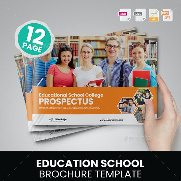 Education Prospectus Brochure v3