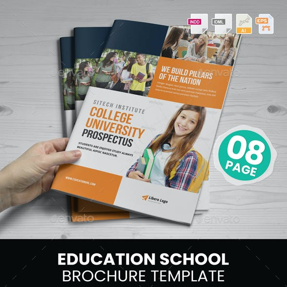 Education Prospectus Brochure v4