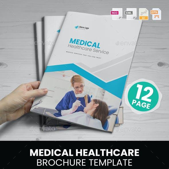 Medical HealthCare Brochure v4