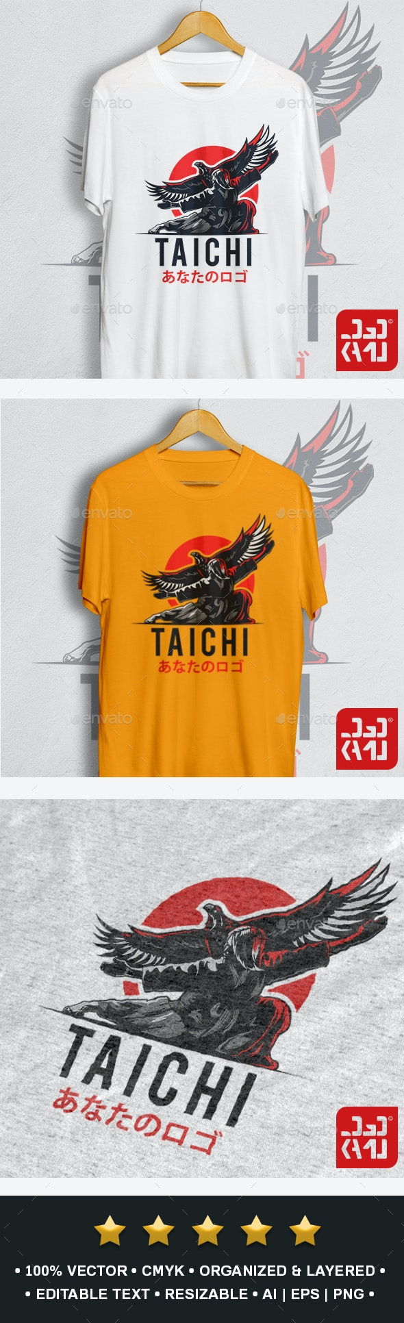 Taichi T-Shirt - Sports & Teams T-Shirts