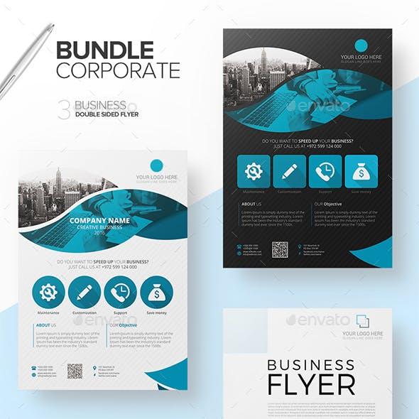 Corporate Bundle Flyers Vol 1.0