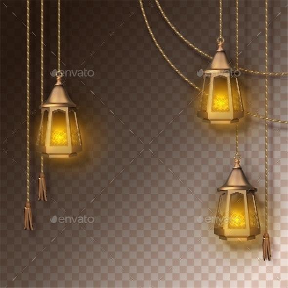 Arabic Shining Lamps - Miscellaneous Seasons/Holidays