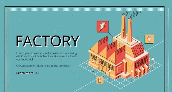 Factory - Industries Business