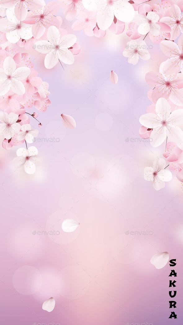 Delicate Floral Design - Flowers & Plants Nature