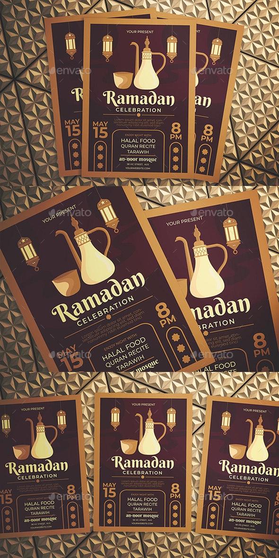 Ramadan Day Flyer - Flyers Print Templates