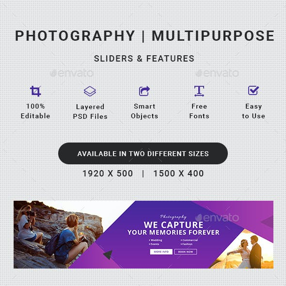 Photography Slider