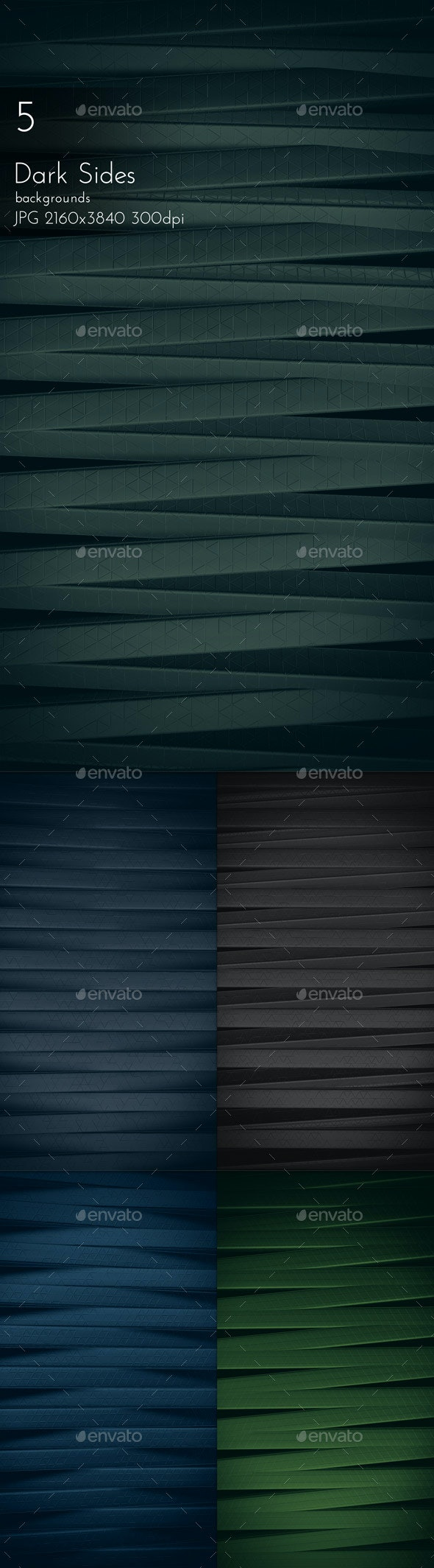 Dark Sides Background - Patterns Backgrounds