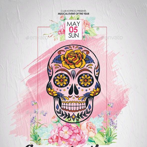 Cinco De Mayo Poster