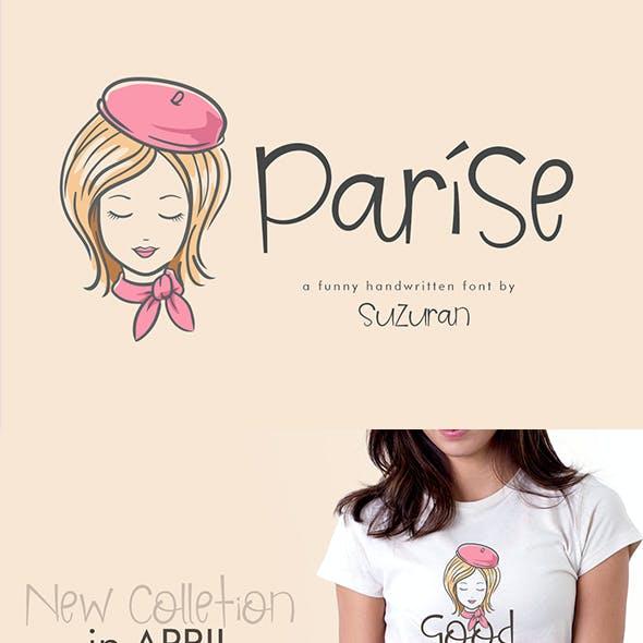 Parise Font Duo
