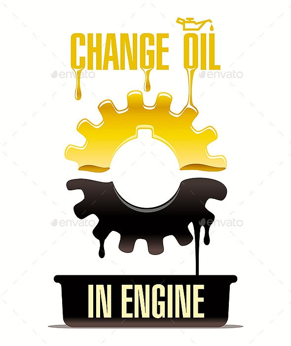 Change Oil in Engine - Services Commercial / Shopping