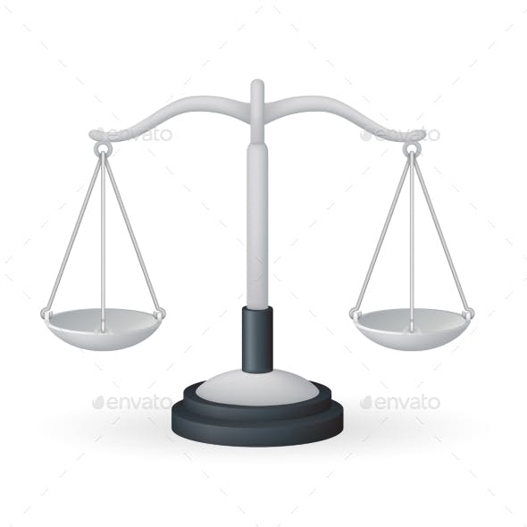 Scales Weight Measurement Equality Balance Measure