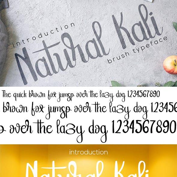 Natural Kali