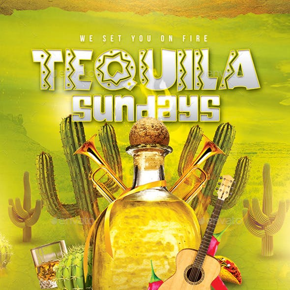Tequila Sundays Party
