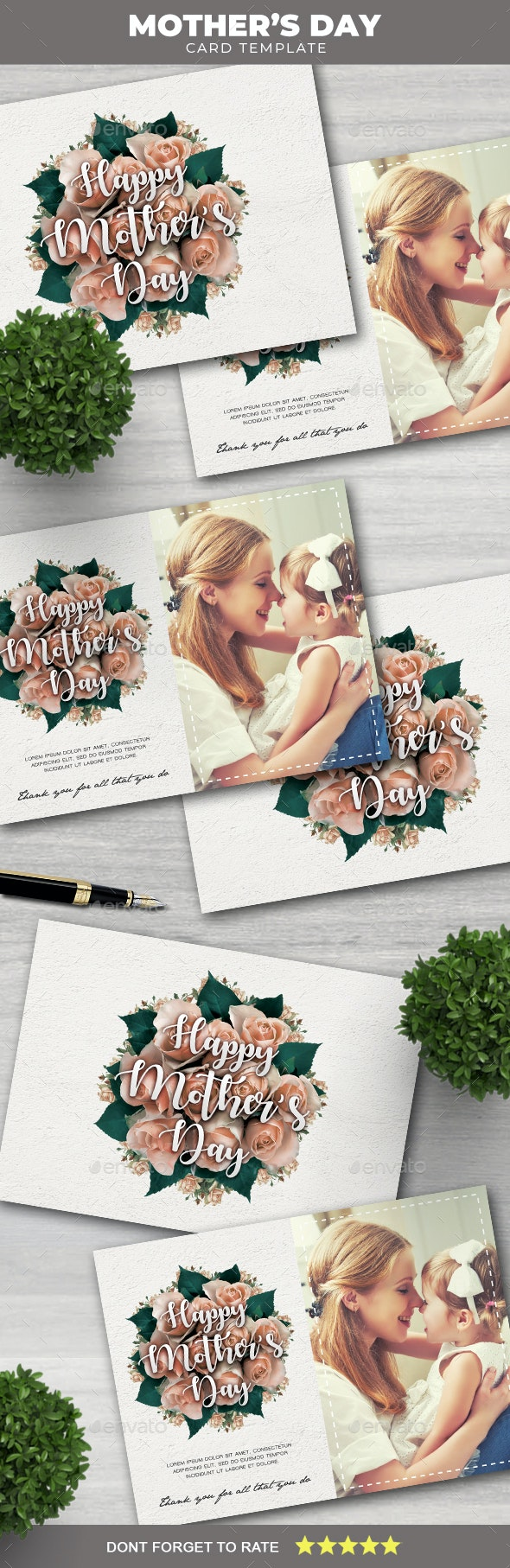 Mothers Day Card - Greeting Cards Cards & Invites