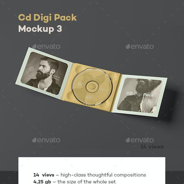 CD Digi Pack Mock-up 3
