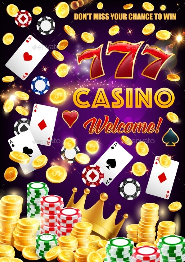Gamble Games, Casino Poker Wheel - Objects Vectors