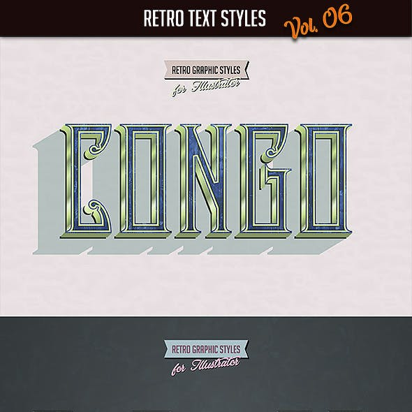 10 Retro Styles vol. 06