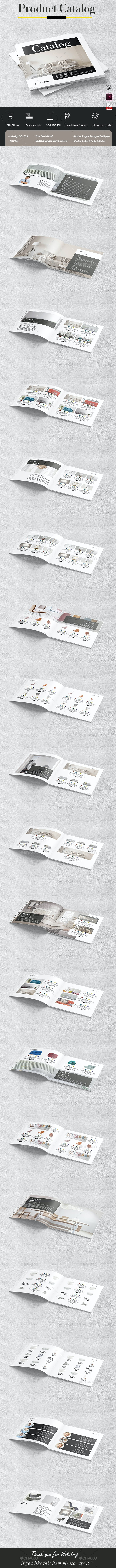 Square Catalog Products - Catalogs Brochures
