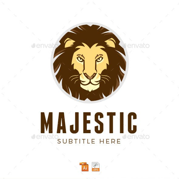 Multi purpose Lion Logo