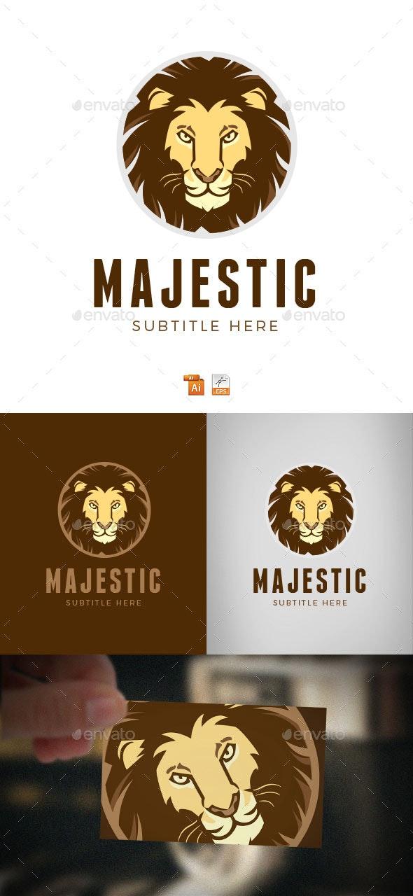 Multi purpose Lion Logo - Animals Logo Templates