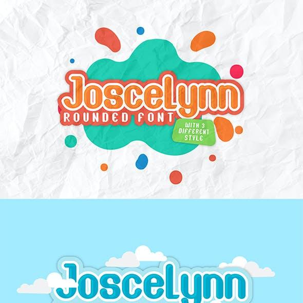 Joscelynn Fun Fonts