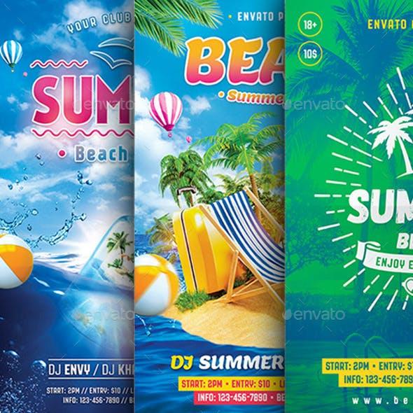 Summer Bundle Flyers
