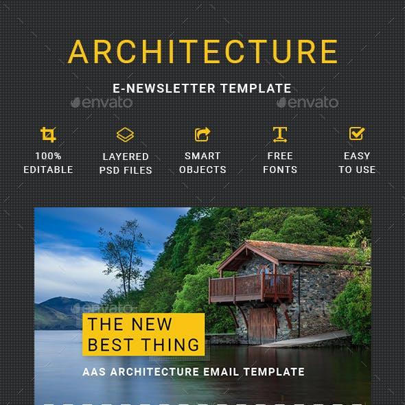 Architecture E-Newsletter