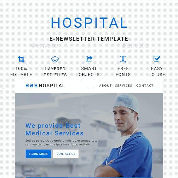 Hospital E-Newsletter