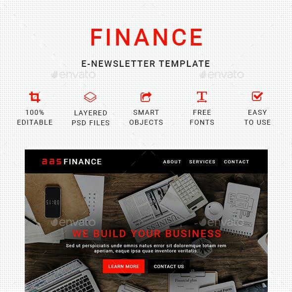 Finance E-Newsletter