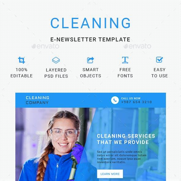 Cleaning E-Newsletter