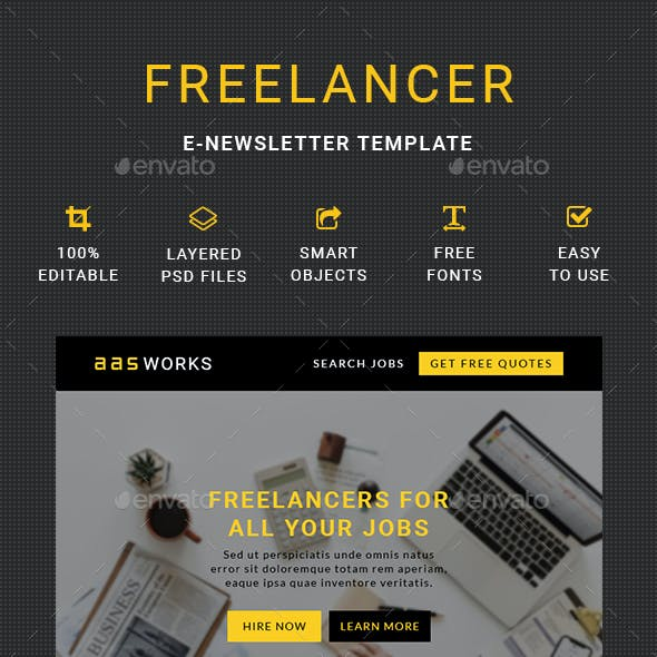 Freelancer E-Newsletter
