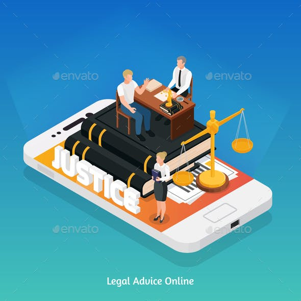 Online Legal Advice Composition