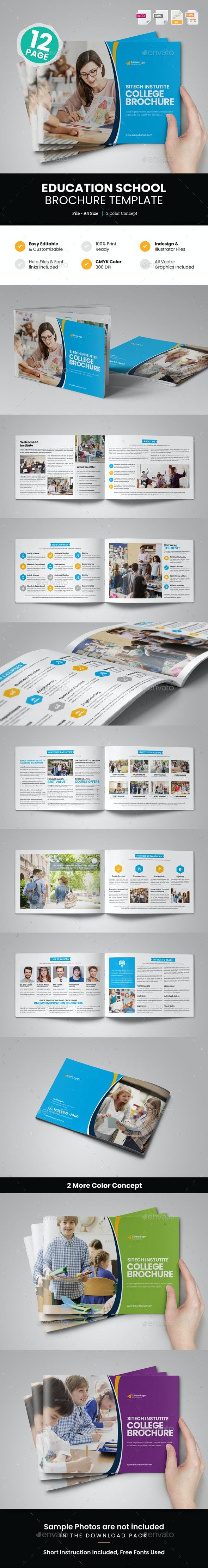 Education Prospectus Brochure v8 - Corporate Brochures