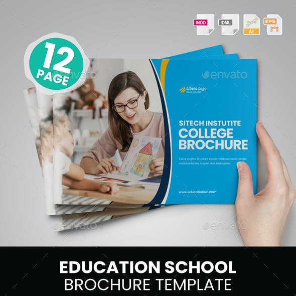 Education Prospectus Brochure v8