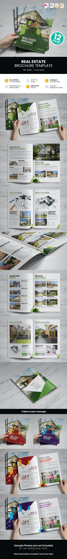 Real Estate Brochure Design v1 - Corporate Brochures