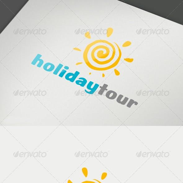 Holiday Tour Logo