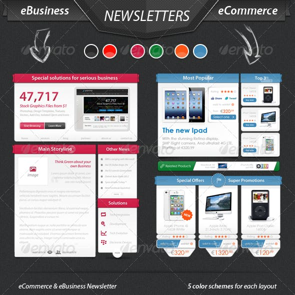 eBusiness & eCommerce Newsletter