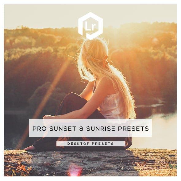 36 Pro Sunset & Sunrise Presets