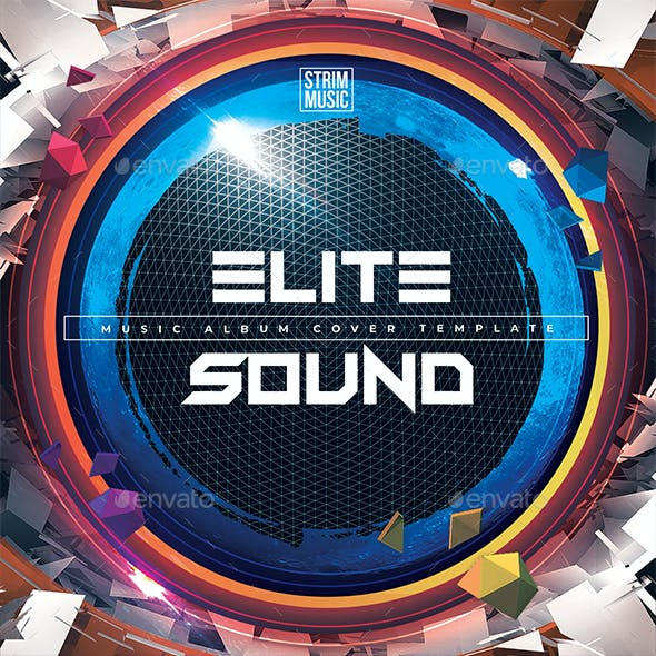 Elite Sound - Music Album Cover
