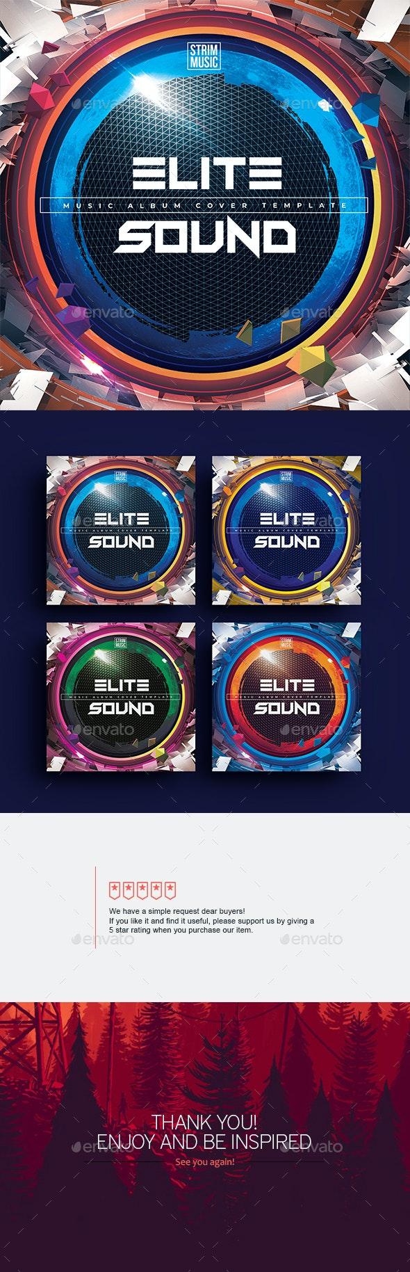 Elite Sound - Music Album Cover - Miscellaneous Social Media