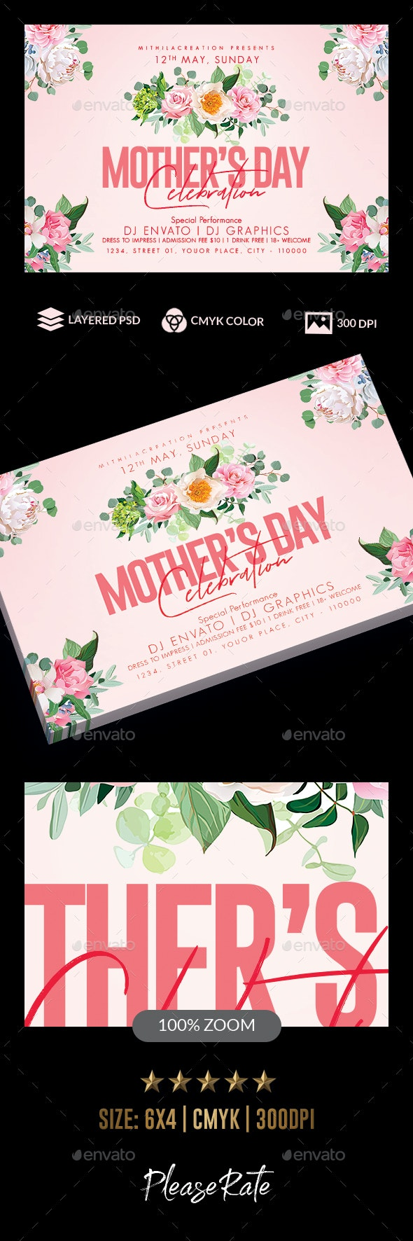Mothers Day - Clubs & Parties Events