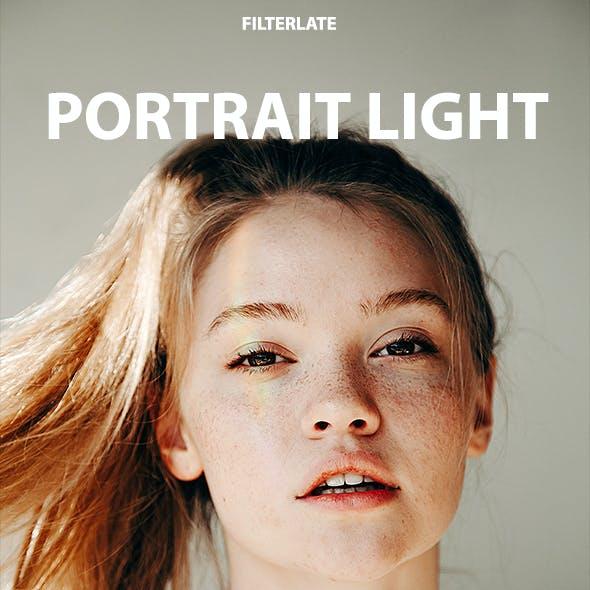 Light Portrait Actions