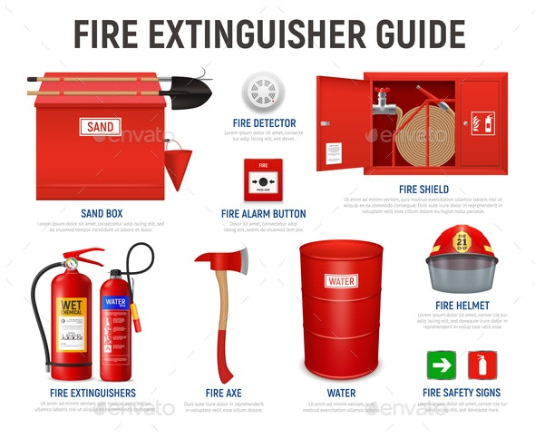 Realistic Fire Fighter Guide - Industries Business