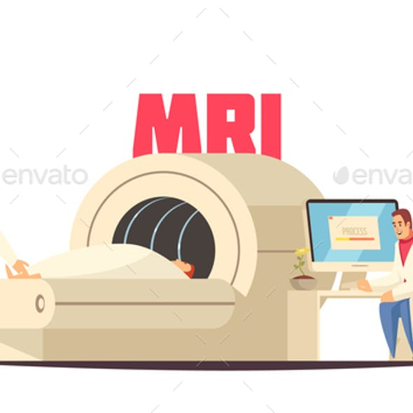 Medical MRI Composition