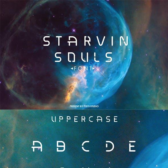 Starvin Souls | Font