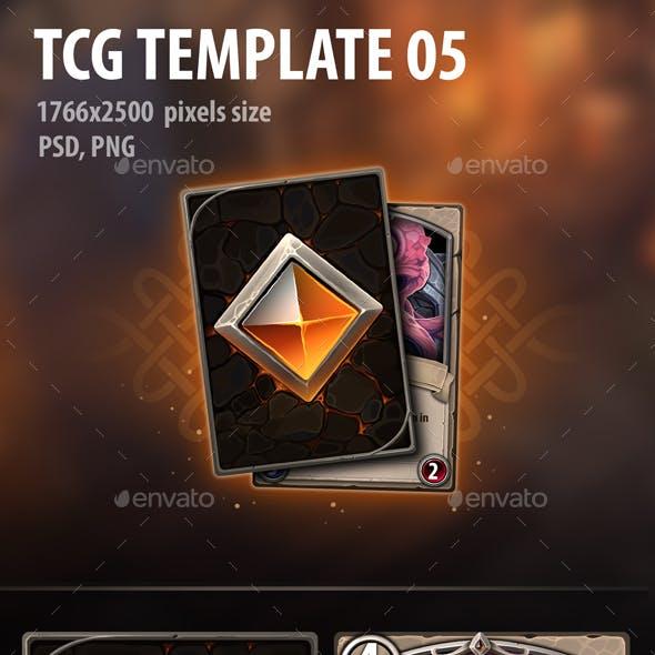 TCG Template 05