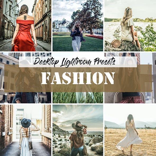 Fashion Presets Lightroom