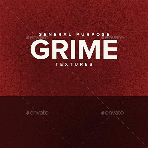 General Purpose Grime Textures