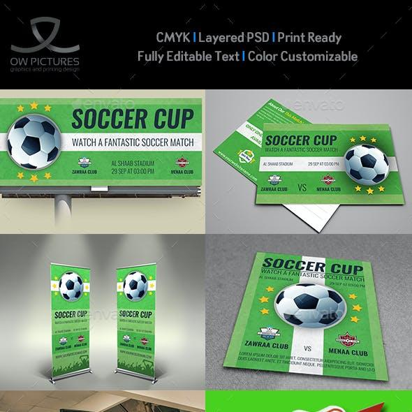 Soccer Advertising Bundle